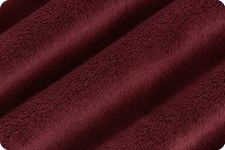 "Cuddle Fleece, 60""- Purples- Merlot"