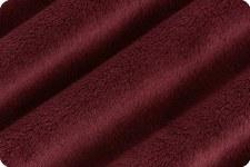 "Cuddle Fleece, 60""- Purples- Merlot"