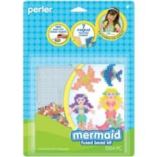Perler Beads Kit- Mermaids