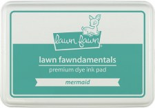 Lawn Fawn Premium Dye Ink- Mermaid