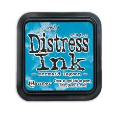 Tim Holtz Distress Ink- Mermaid Lagoon Ink Pad