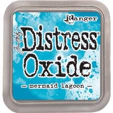 Tim Holtz Distress Oxide- Mermaid Lagoon Ink Pad
