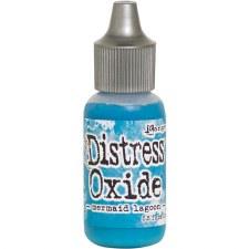 Tim Holtz Distress Oxide- Mermaid Lagoon Ink Refill