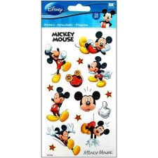 Disney Stickers- Mickey Mouse