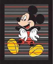 Licensed Fabric Panel- Mickey