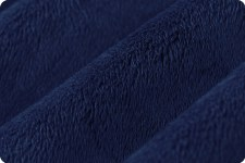 "Cuddle Fleece, 60""- Blues- Midnight Blue"