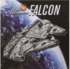 Diamond Art Kit- Millennium Falcon