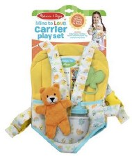 Melissa & Doug Mine to Love Plat Set- Carrier