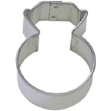 """Cookie Cutter- Diamond Ring, 1.5"""""""