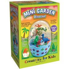 Creativity for Kids Craft Kit- Mini Garden: Dinosaur