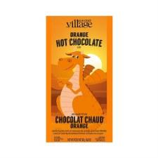 Colored Hot Cocoa Mix Mini- Orange