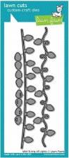 Lawn Fawn Border Craft Dies- Mini String of Lights