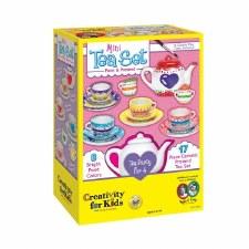 Creativity for Kids Craft Kit- Mini Tea Set