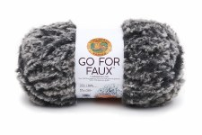 Go For Faux Yarn- Mink