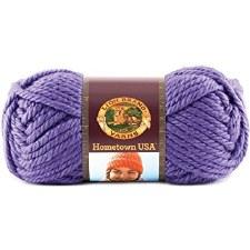 Hometown USA Yarn- Minneapolis Purple