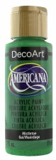 Americana Acrylic Paint, 2oz- Greens: Mistletoe