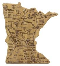 Cutting Board- MN Destinations