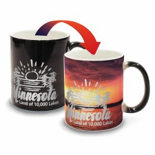 Minnesota Color Changing Mug- Sunrise