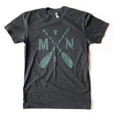 Sota Clothing T-Shirt- MN Paddle, Medium