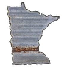 Minnesota Tin Shape