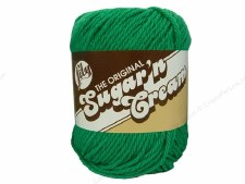 Sugar 'n Cream Yarn- #1223 Mod Green