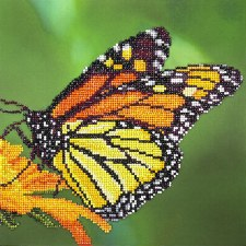 Diamond Facet Art Kit- Monarch Butterfly