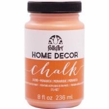 FolkArt Home Decor Chalk Paint 8 oz- Monarch