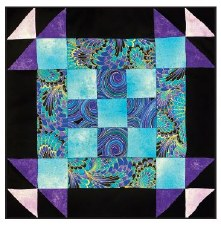 Belle Fleur Quilt Block of the Month- Month 4
