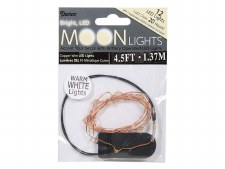 Moon Lights LED Copper Wire - Warm White