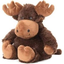 Warmies Cozy Plush: Moose