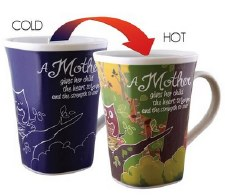 Color Changing Story Mug- Mother