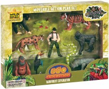 Eco Expedition: Rainforest Play Set