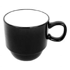 Stackable Mug- Black