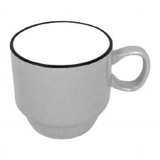 Stackable Mug- Grey