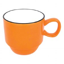 Stackable Mug- Orange