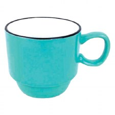 Stackable Mug- Teal