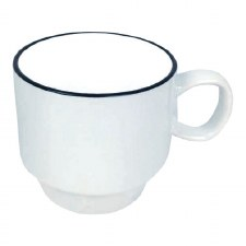 Stackable Mug- White