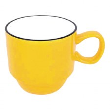 Stackable Mug- Yellow