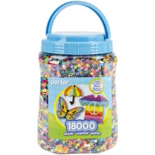 Perler Beads Bucket- 18,000pc