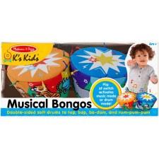 K's Kids Toys- Musical Bongos