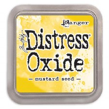 Tim Holtz Distress Oxide- Mustard Seed Ink Pad
