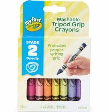 Crayola My 1st Tripod Grip Crayons