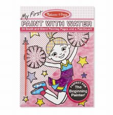 Melissa & Doug Paint with Water- My First Paint w/ Water, Pink