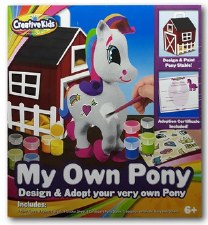 CreativeKids- Paint My Own Unicorn