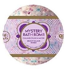 Mystery Bath Bomb, 5oz- Bright Island Breeze