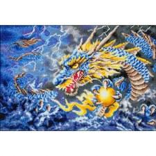 Diamond Facet Art Kit- Mythical Dragon