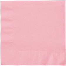 """Touch of Color 6.5"""" Napkin- Classic Pink"""