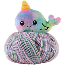 Lovey Tops Yarn- Narwhal