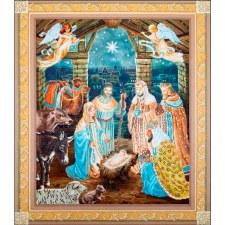 Diamond Facet Art Kit- Nativity Scene