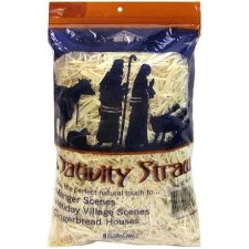 Nativity Straw, 4oz